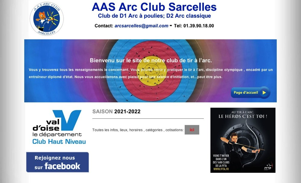 A.A.S Arc Club Sarcelles